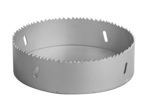 ЗУБР 133мм, коронка биметаллическая, быстрорежущая сталь