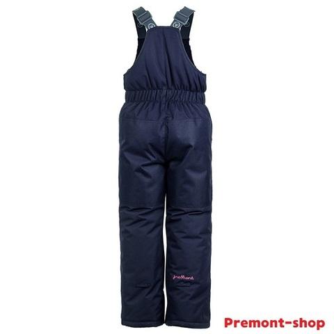 Комплект куртка полукомбинезон Premont Сад под снегом WP91527 BLUE