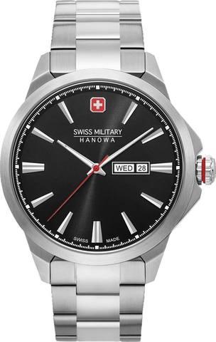Часы мужские Swiss Military Hanowa 06-5346.04.007 Day Date Classic