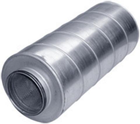 Шумоглушитель Арктос CSA 125/900 для круглых воздушных каналов