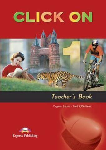 Click On 1 Teacher's Book - Книга для учителя