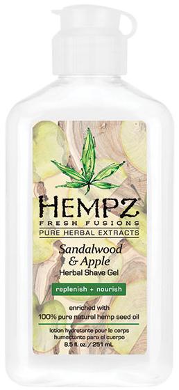 Hempz Sandalwood & Apple Herbal Body Moisturiser молочко для тела 66мл