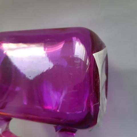 Причина уценки: потёртости, шероховатости на стекле/потёртости на крышке.