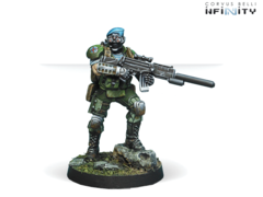 Spetsnaz (вооружен Sniper Rifle)