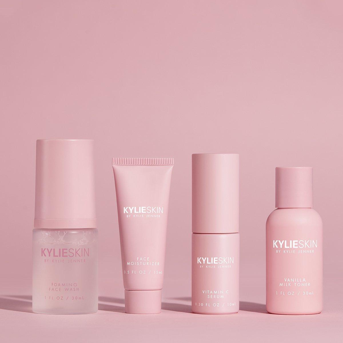 Kylie Skin Travel Set