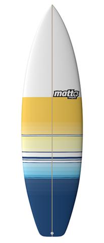 Серфборд Matta Shapes DRV - The Driver 6'0''