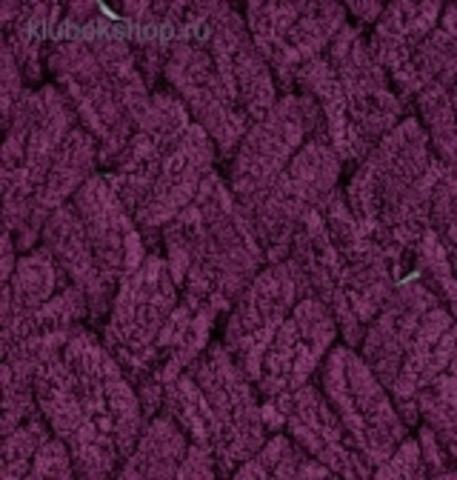 Пряжа Puffy (Alize) 111 Сливовый- изображение