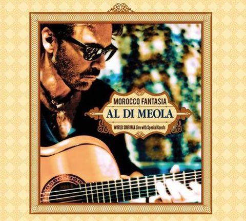 Inakustik CD, Meola Al Di, Morocco Fantasia, 0169132