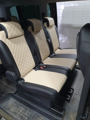 Чехлы на Peugeot Traveller 2016–2021 г.в.