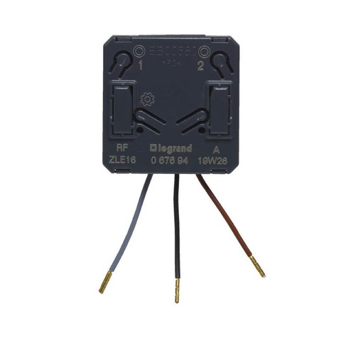 Модуль для управления стандартными выключателями. Цвет Чёрный. NETATMO. 067694
