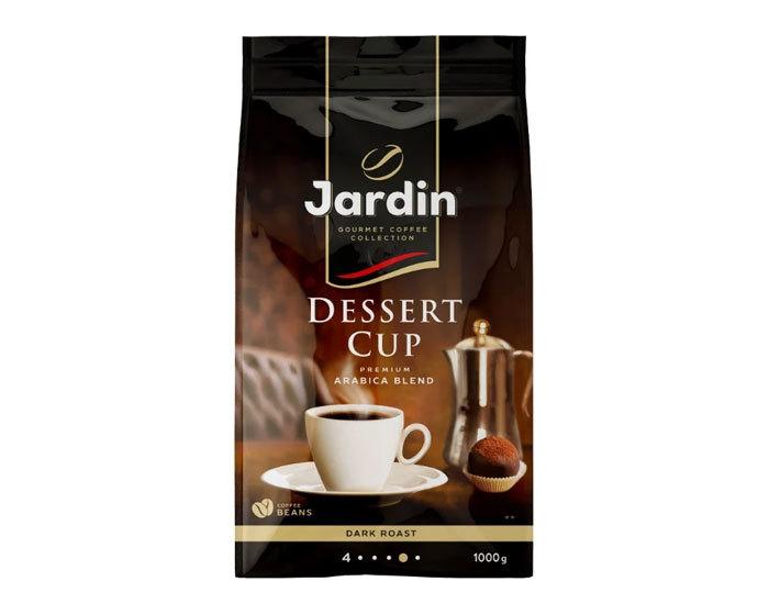 купить Кофе в зернах Jardin Dessert cup, 1 кг