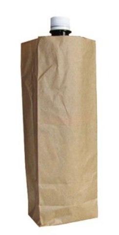 Пакет фасовочный на вынос 120х80х250 мм бумажный