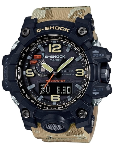 Часы мужские Casio GWG-1000DC-1A5ER G-Shock Premium