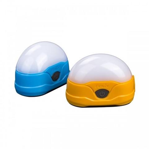 Кемпинговый фонарь Fenix CL20R (жёлтый, синий)