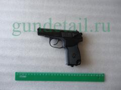 МР-654К 300 серия (пневматический СО2 пистолет)