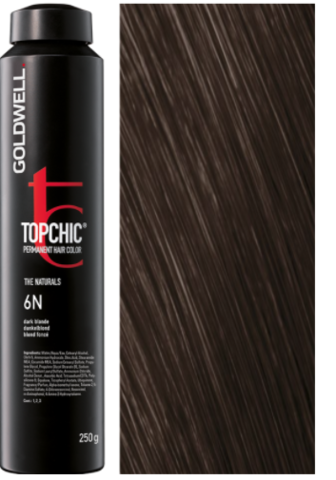 Goldwell Topchic 6N темно-русый TC 250ml