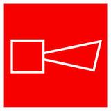 F11 знак пожарной безопасности «Звуковой оповещатель пожарной тревоги»