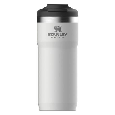 Термокружка Stanley The Twin-Lock Travel Mug (10-06443-017) 0.47л белый