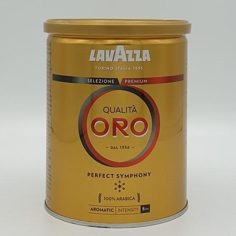 Кофе молотый Qualita Oro LAVAZZA, 250 гр
