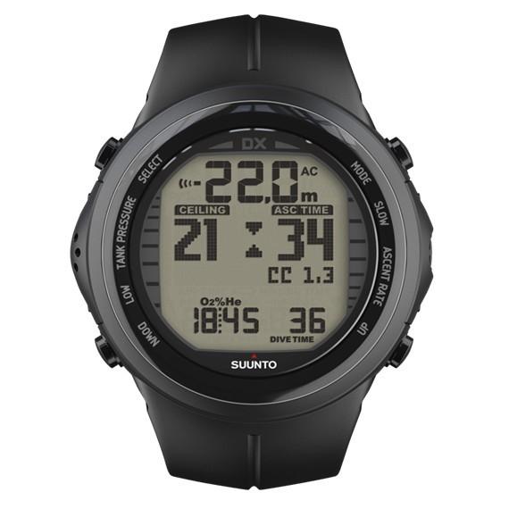 Наручные часы-компьютер Suunto с интерфейсом DX