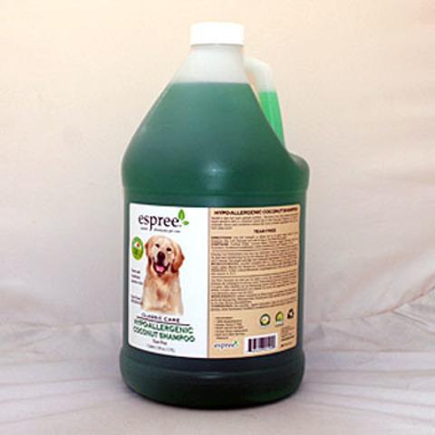 Шампунь гипоаллергенный для собак и кошек, 3,7 л