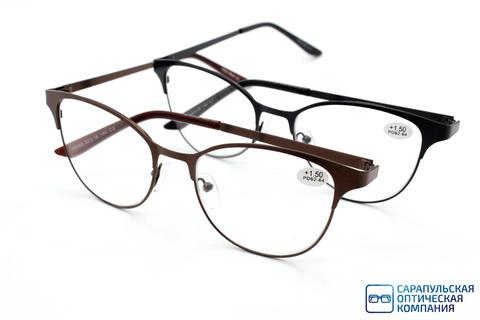 Очки готовые для зрения FABIA MONTI металл FM385