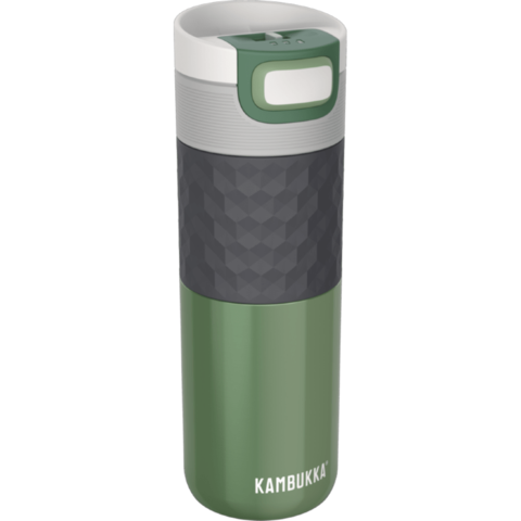 Термокружка Kambukka Etna Grip зеленая