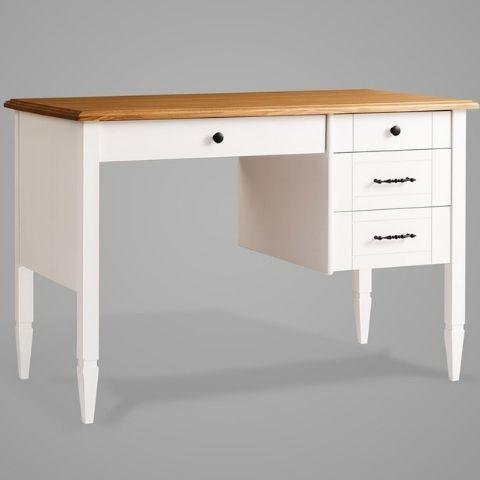 Письменный стол из массива сосны Дания