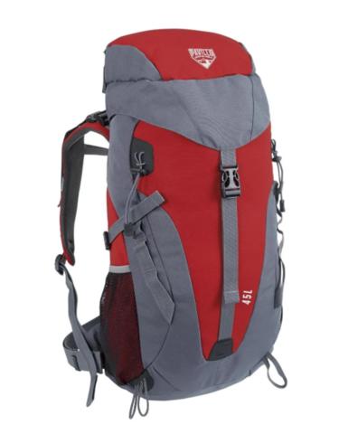 Рюкзак туристический Bestway Pavillo 68028 BW красный, 45 л