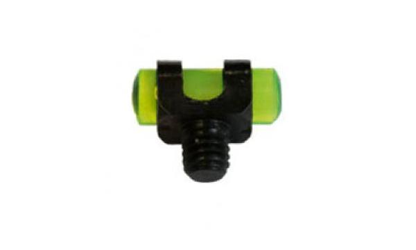 Мушка оптоволоконная зеленая 3,0 мм. на ИЖ, ТОЗ