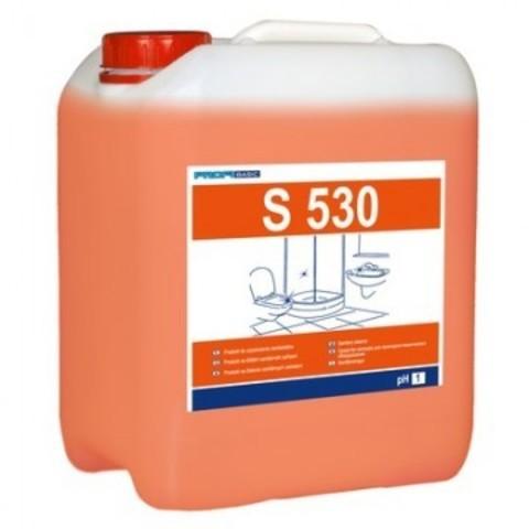 Профессиональная химия Lakma  Profibasic S530  5л, ср-во для мытья пола