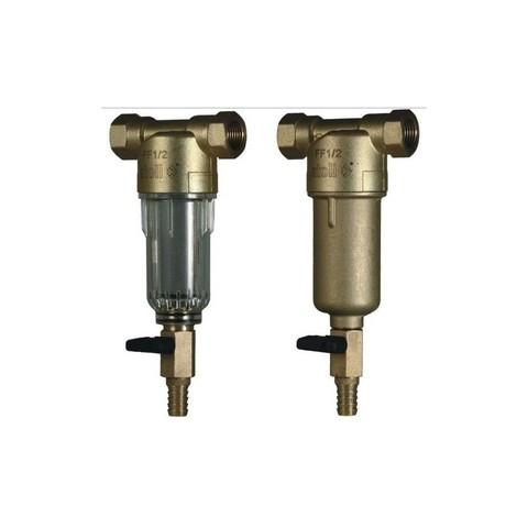 Комплект из двух сетчатых фильтров - Atoll AFF 1/2 CM для предварительной очистки холодной и горячей воды.