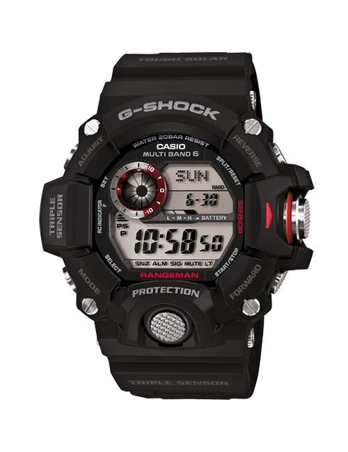Часы мужские Casio GW-9400-1ER G-Shock Premium