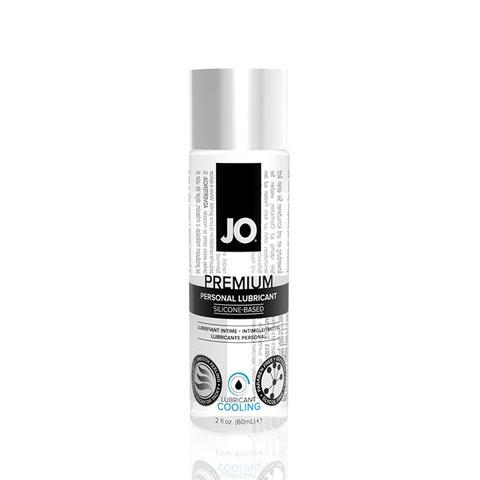 JO Premium COOL, 60ml Классический охлаждающий лубрикант на силиконовой основе