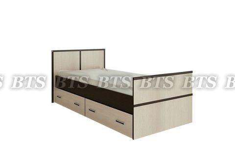 Кровать Сакура 0.9 м-