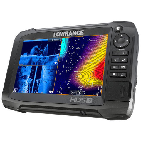 Эхолот/картплоттер Lowrance HDS-7 Carbon