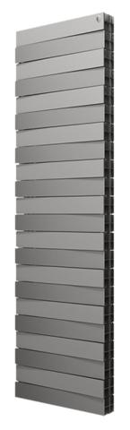 Радиатор Royal Thermo PianoForte Tower/Silver Satin - 22 секции