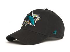 Бейсболка NHL San Jose Sharks (подростковая)