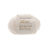 Alize Merino Royal слоновая кость 67