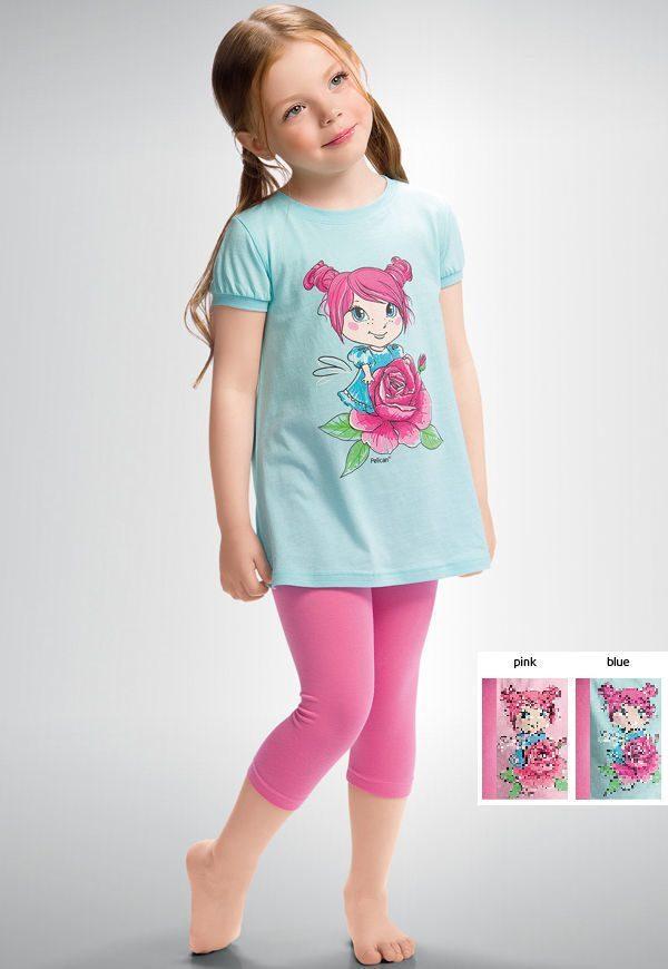 GNML347 пижама для девочек