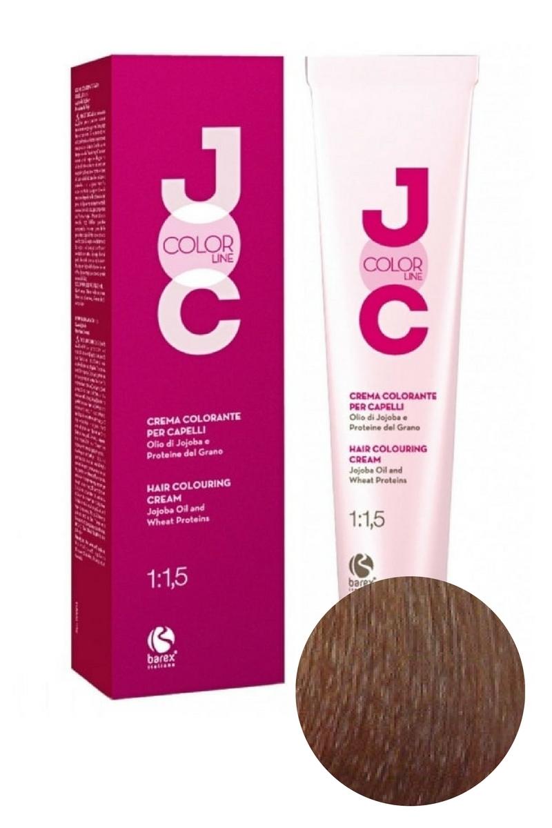 Крем-краска для волос 7.013 пески Малибу JOC COLOR, Barex