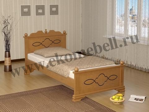 Кровать *Афродита*односпальная