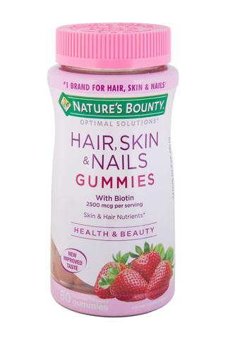 Natures Bounty Hair, Skin & Nails