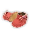 Сапожки из фетра на подкладке - Розовый 1. Одежда для кукол, пупсов и мягких игрушек.