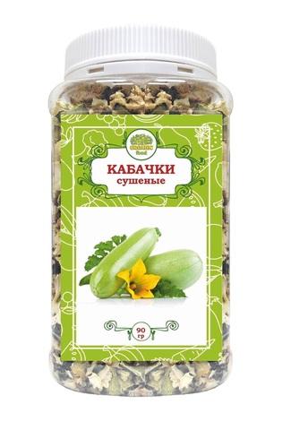 Кабачок сушеный Organic Food, 90г