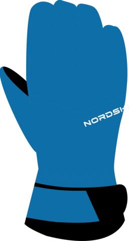 Перчатки Nordski Jr.Arctic National Membrane детские