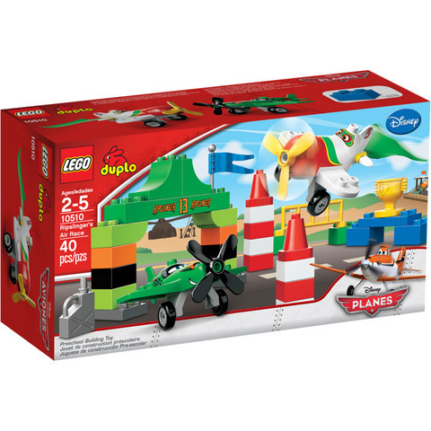 LEGO Duplo: Воздушная гонка рипслингера 10510 — Ripslinger's Air Race — Лего Дупло