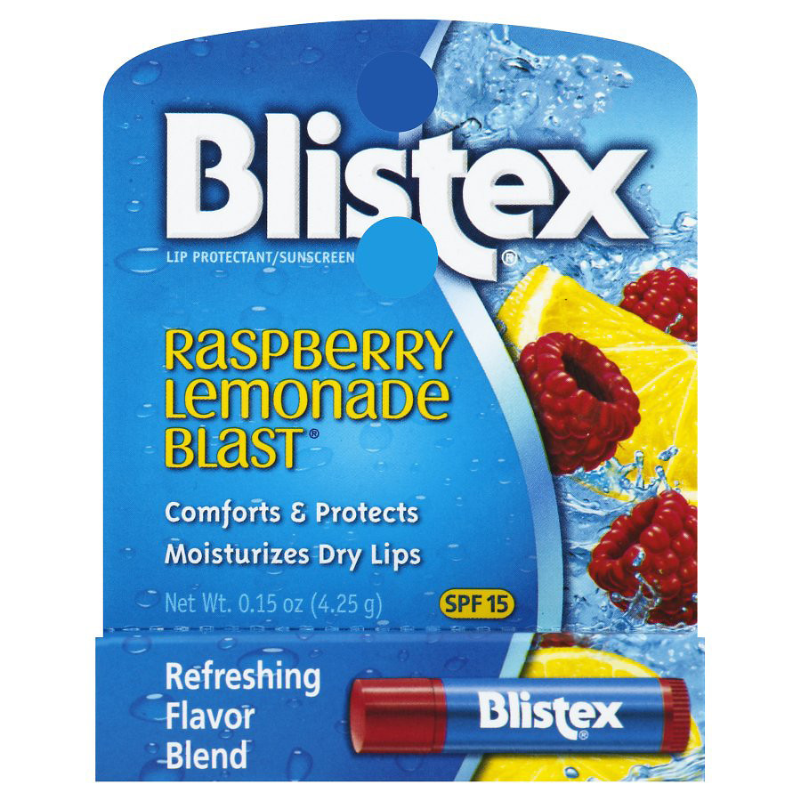 Бальзам для губ Blistex Lip Balm Raspberry Lemonade Blast Spf 15
