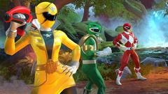 Power Rangers: Battle for the Grid - Collector's Edition (Nintendo Switch, английская версия)