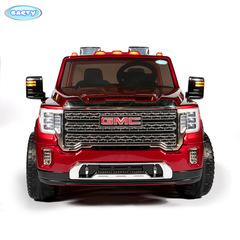 Электромобиль двухместный BARTY GMC HL 368 ЛИЦЕНЗИЯ 4WD красный